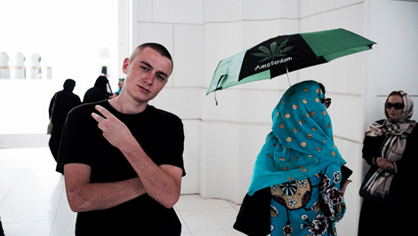 Dubai Vans Gallery