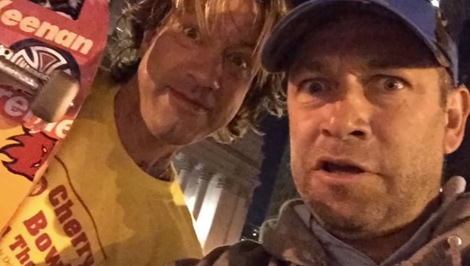 Gonz & Brian Anderson