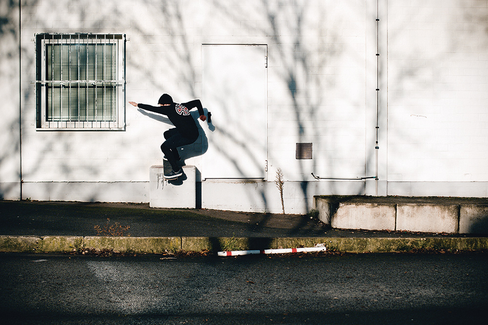 Jan Hoffmann – Gap to Lipslide