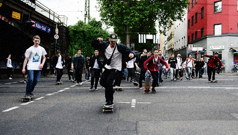 Go Skateboarding Day Cologne 2015