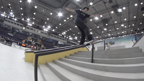 Mario Ungerer Red Bull Hometown Session