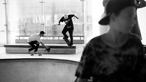LRG Letting the Kids Play Tour