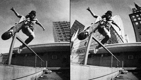 NYC Skate Hoax