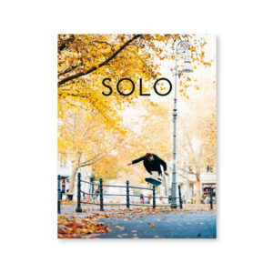 SOLO Skateboard Magazine #6