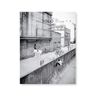 Solo Skateboard Magazine #21