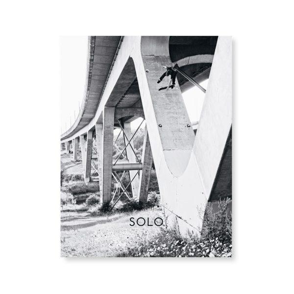 Solo Skatemag #22 Cover