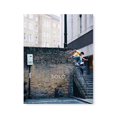 Solo Skatemag cover #23