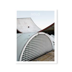 Daniel Pannemann – frontside flip - Solo skatemag cover #24