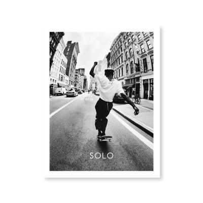 SOLO 025_Cover