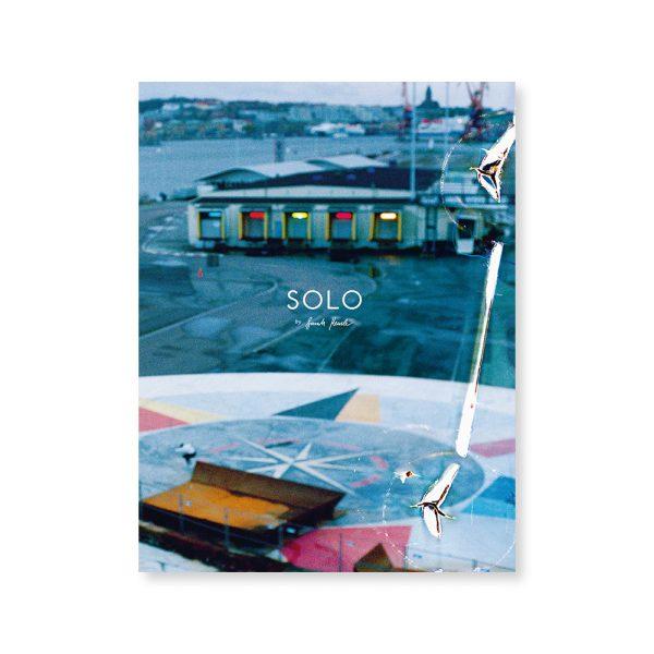 Solo Skateboard Magazine by Sarah Meurle