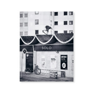 Solo Skateboard Magazine 40 Cover