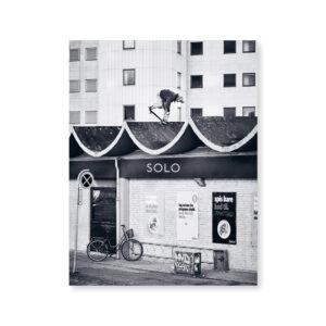Solo Skateboard Magazine 40 Cover