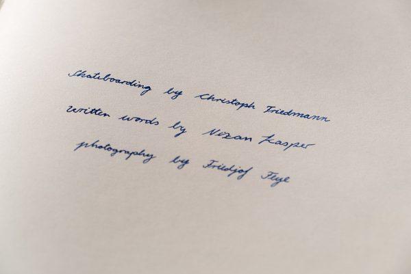 Christoph Friedmann | Friedjof Feye